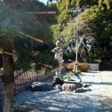 収景工事・設計・施工を手掛けた群馬県立第二つつじが岡公園・旧秋元邸