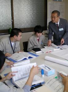 桐生市の企業でのGPS勉強会
