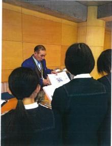 青少年と未来をつなぐ教室