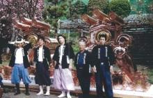 双林寺鬼祈願式