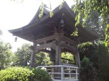 善勝寺の鐘楼